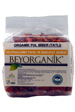 BEYORGANIC Sweet Chili Pepper-50g