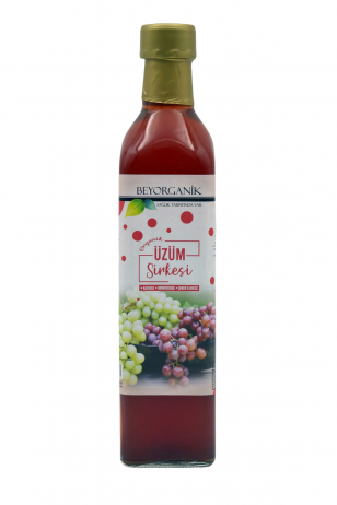BEYORGANİK Grape Vinegar-500mlt