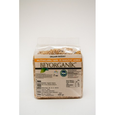Germination Organic Wheat 500g
