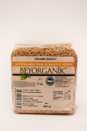 BEYORGANIC Wheat-500gr