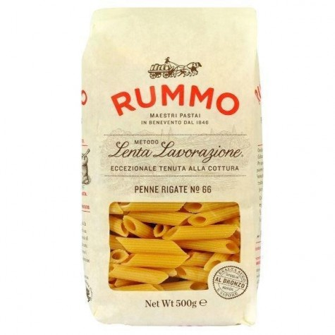 RUMMO Penne Rigate No:66 500 G